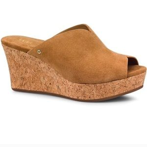 Ugg Dominique wedge shoe